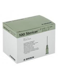 "Aguja  Sterican  0,40 x 12 mm. 27G x 1/2"","