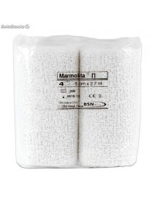 Venda de yeso Marmolita 15 cm x 2,7 m