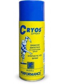 Spray Frío Cryos