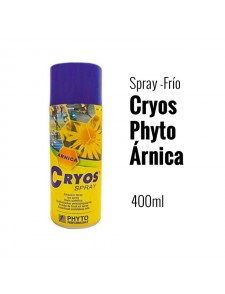 Spray Frío Cryos  Árnica