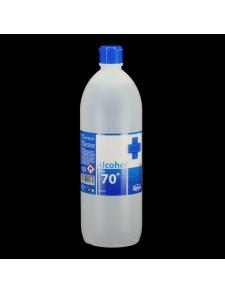 Alcohol 70º Botella de 1 l.