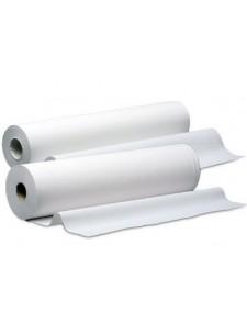 Rollo de papel camilla eco gof 60cm x 70 m. Precorte 180 cm.