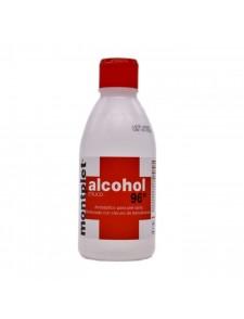 Alcohol 96º  Botella de 250 ml.