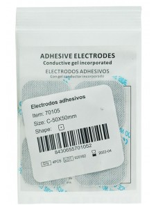 Electrodos adhesivos Tipo COMPEX